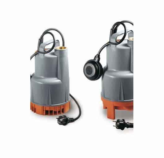 Bomba Sumergible Pentax 1 HP agua limpia -riegobueno.cl