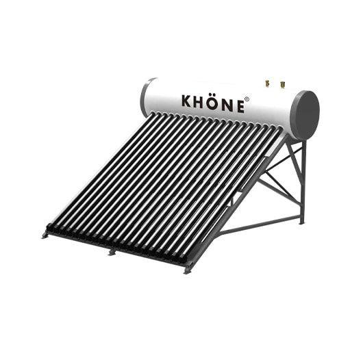Colector Solar 15 tubos -riegobueno.cl