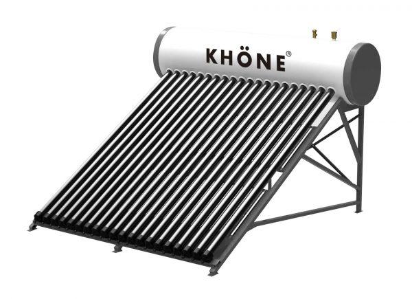 Colector Solar 20 tubos -riegobueno.cl
