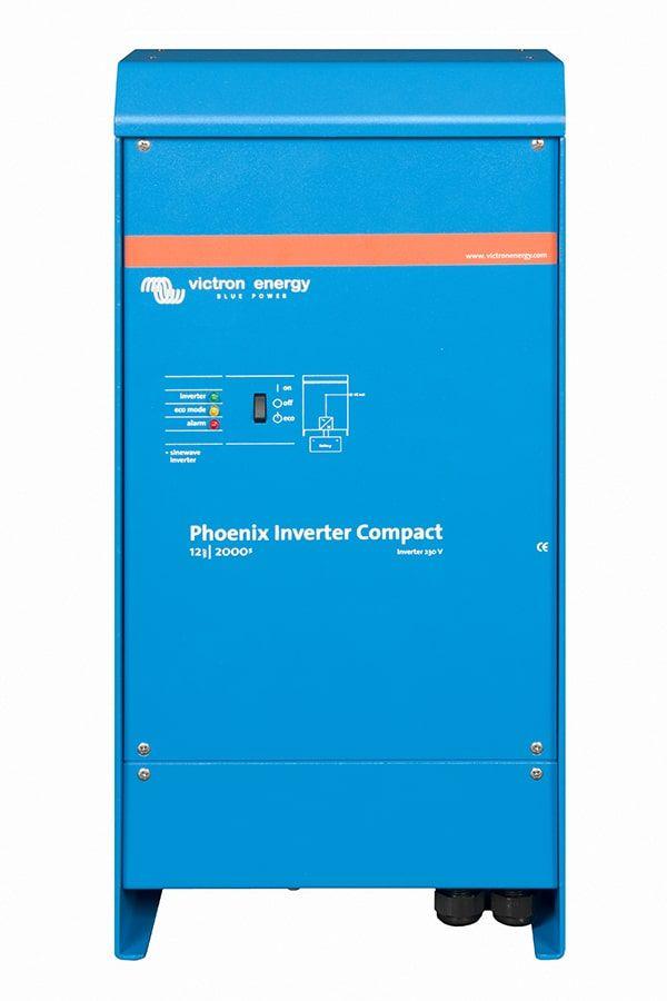 Inversor Solar Phoenix Inverter 12v/1600w -riegobueno.cl