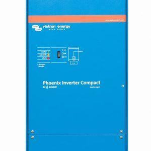 Inversor Solar Phoenix Inverter 12v/2000w -riegobueno.cl