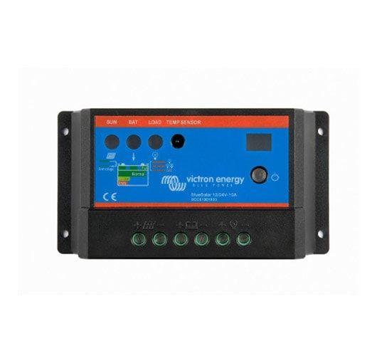 Regulador de Carga PWM 12/24 10 A -riegobueno.cl