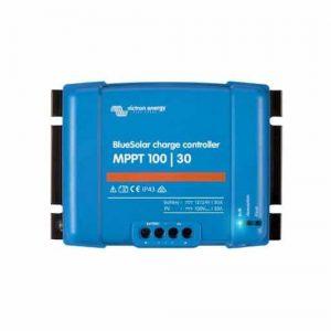 Regulador de Carga MPPT 100/30 -riegobueno.cl