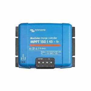Regulador de Carga MPPT 150/45 - TR -riegobueno.cl