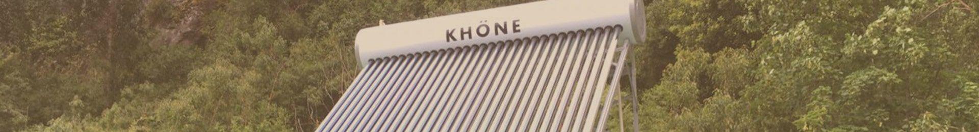 Slider Aire Acondicionado Split Muro Khone Ecológico
